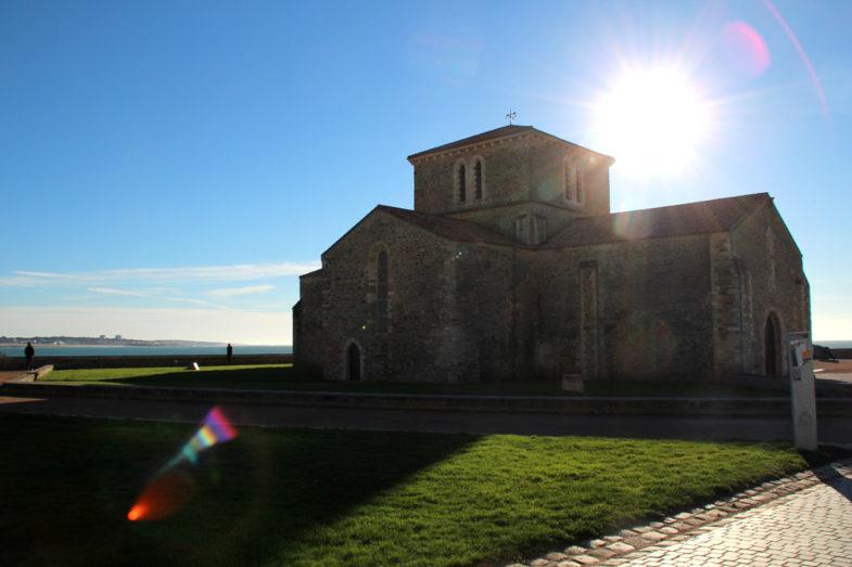 Le Prieuré Saint Nicolas à La Chaume