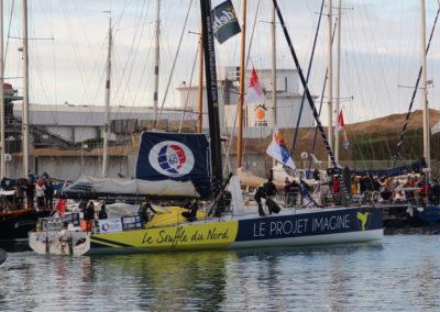 Arnaud Boissière La Mie Caline Vendée Globe 2016 2017