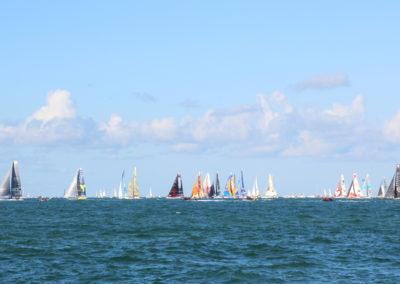 Départ du Vendée Globe 2016 2017